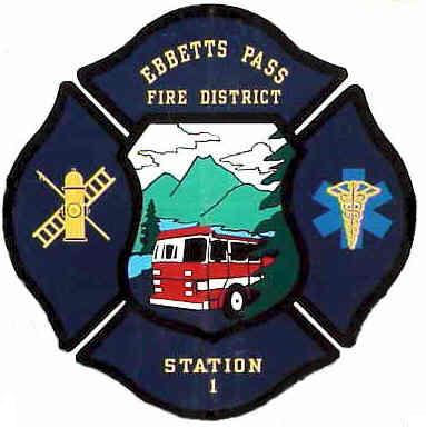 Ebbetts Pass Fire Protection District History
